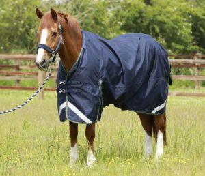 couverture cheval légère