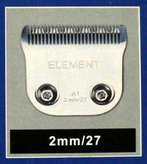 Peigne Liveryman P2 2mm